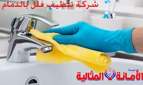 شركة تنظيف فلل بالدمام